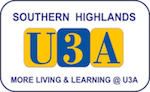 U3A Southern Highlands Logo